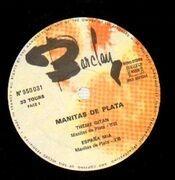 LP - Manitas De Plata - Manitas De Plata