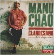 Double LP & CD - Manu Chao - Clandestino - Incl. CD