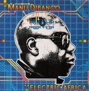 LP - Manu Dibango - Electric Africa