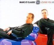 CD Single - Marc et Claude - Loving You