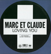 2 x 12inch Vinyl Single - Marc Et Claude - Loving You