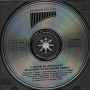 Double CD - Marcel Cellier Présente Le Mystère Des Voix Bulgares - Le Mystère Des Voix Bulgares