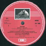 LP-Box - Puccini - Manon Lescaut - Boxset