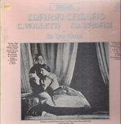 LP-Box - Verdi (Callas) - La Traviata - Hardcoverbox + booklet