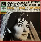 LP - Verdi - Maria Callas Singt Arien Von Verdi