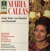 LP - Maria Callas - Canta Rossini e Doneztti