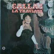 LP-Box - Verdi (Callas) - La Traviata - Hardcoverbox + insert