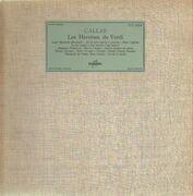 LP - Maria Callas - Les Héroïnes De Verdi