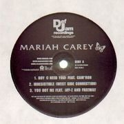 12'' - Mariah Carey - Boy / Irresistible / You Got Me