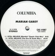 12'' - Mariah Carey - I Still Believe