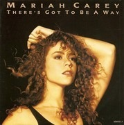 7inch Vinyl Single - Mariah Carey - There's Got To Be A Way