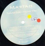 12inch Vinyl Single - Mariah Carey With Joe & Nas - Thank God I Found You