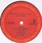 LP - Mariah Carey - Emotions