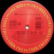 12inch Vinyl Single - Mariah Carey - Emotions