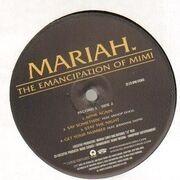 Double LP - Mariah Carey - The Emancipation Of Mimi - original us