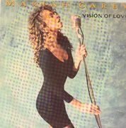 12inch Vinyl Single - Mariah Carey - Vision Of Love