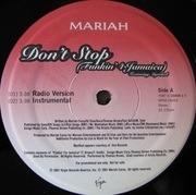 12'' - Mariah carey - Don't Stop (Funkin' 4 Jamaica)