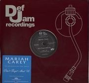 12'' - Mariah Carey - Don't Forget About Us