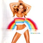 CD - Mariah Carey - Rainbow