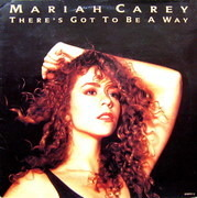 12'' - Mariah Carey - There's Got To Be A Way