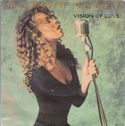 7'' - Mariah Carey - Vision Of Love