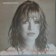 LP - Marianne Faithfull - Dangerous Acquaintances
