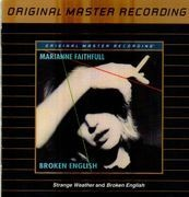 CD - Marianne Faithfull - Broken English & Strange Weather - MFSL Original Master Recording GOLD