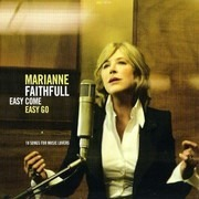Double CD - Marianne Faithfull - Easy Come Easy Go - + DVD