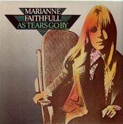 LP - Marianne Faithfull - As Tears Go By