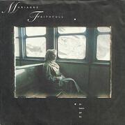 12inch Vinyl Single - Marianne Faithfull - As Tears Go By