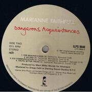 LP - Marianne Faithfull - Dangerous Acquaintances
