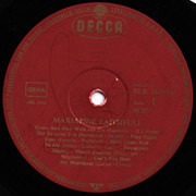 LP - Marianne Faithfull - Marianne Faithfull