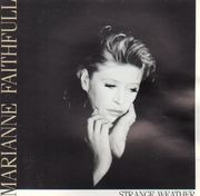 CD - Marianne Faithfull - Strange Weather