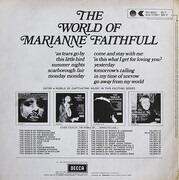 LP - Marianne Faithful - The World Of Marianne Faithfull