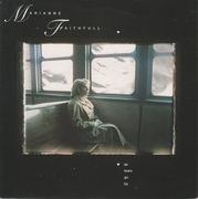 7'' - Marianne Faithfull - As Tears Go By