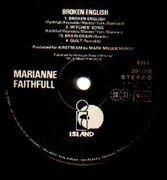 LP - Marianne Faithfull - Broken English