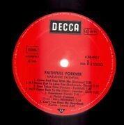 Double LP - Marianne Faithfull - Faithfull Forever