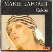 7inch Vinyl Single - Marie Laforêt - Cadeau