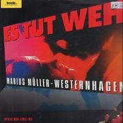 12inch Vinyl Single - Marius Müller-Westernhagen - Es Tut Weh