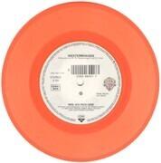 7inch Vinyl Single - Marius Müller-Westernhagen - Weil Ich Dich Liebe - Red Transparent