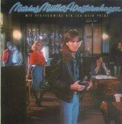 LP - Marius Müller Westernhagen - Mit Pfefferminz Bin Ich Dein Prinz