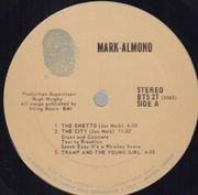 LP - Mark-Almond - Mark-Almond