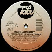 12'' - Mark Anthony - 1919 Main Street