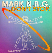 10'' - Mark N-R-G - Don't Stop