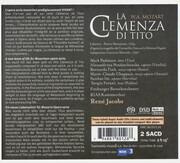 CD-Box - Mozart - La clemenza di Tito - 200 Page Booklet