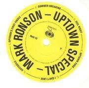 LP - Mark Ronson - Uptown Special - YELLOW VINYL