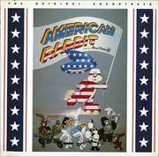 LP - Mark Volman And Howard Kaylan - American Rabbit - The Original Soundtrack