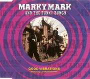 CD Single - Marky Mark & The Funky Bunch Featuring Loleatta Holloway - Good Vibrations