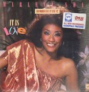 LP - Marlena Shaw - It Is Love (Recorded Live At Vine St.) - Still Sealed