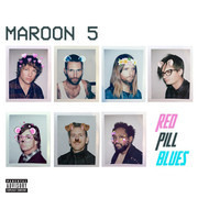 CD - Maroon 5 - Red Pill Blues